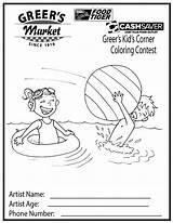 Coloring Corner Sheets Greer Kid Sheet Uploaded sketch template