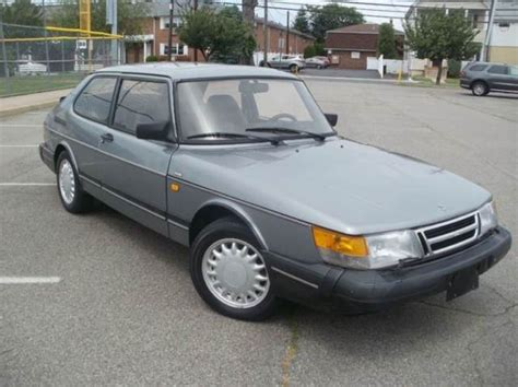 car engine manuals 1992 saab 900 user handbook 1992 saab 900 s 2dr hatchback 98 000 miles gray hatchback 2 1l i4 manual 5 speed for sale