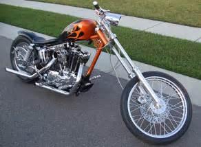 Harley-Davidson Sportster Chopper
