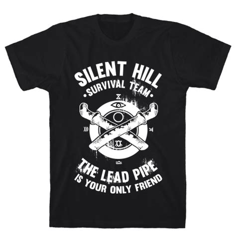 silent hill t shirts lookhuman