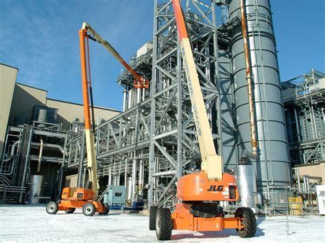 jlg  ultra series telescopic boom lift diesel powered