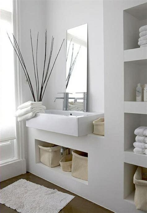 Moderne Badezimmermöbel Weiss by Moderne Badezimmer Ideen Coole Badezimmerm 246 Bel Wohnen