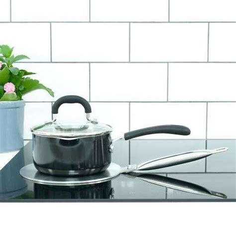 induction hob converter plate cm induction cookware  procook