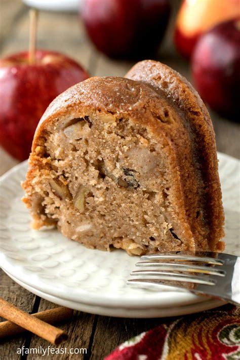 apple cake   family feast