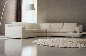 modern interior living room design with a white sofa yirrma With contemporary sectional sofa designs