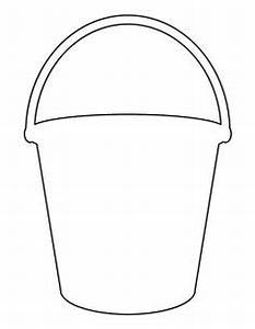 beach ball template beach ball clip art templates With sand bucket template