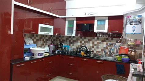 """Includes wardrobes, beds, tv units, sofas, coffee tables, dining sets, tables & chairs, wallpapers. 2BHK Flat Interior idea """"Home Interior with low budget ..."""