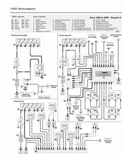 Wiring Diagram For Vauxhall Zafira Radio