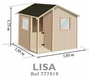 Cabane En Bois Pour Enfant : maisonnette lisa de soulet ~ Dailycaller-alerts.com Idées de Décoration