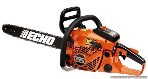 Echo CS 400 18 in. 40 cc gas chainsaw review