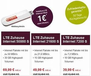 Internet Zuhause Angebote : vodafone lte zuhause internet tarife teurer geworden surfstick vergleich ~ A.2002-acura-tl-radio.info Haus und Dekorationen