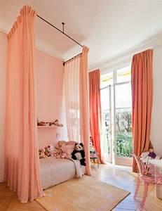 idees en 50 photos pour choisir les rideaux enfants With rideaux pour chambre d enfant