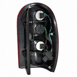 Jeep Liberty Tail Light Assembly At Monster Auto Parts