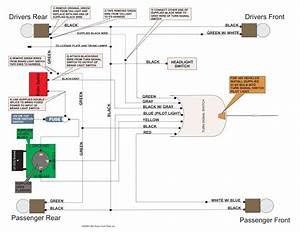 Ford F450 Turn Signal Switch Wiring Diagram - Collection
