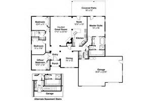 floor plans of a house ranch house plans clearfield 30 318 associated designs