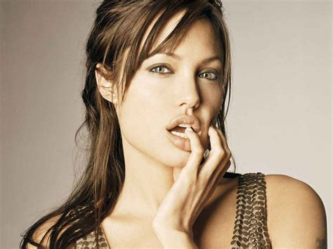 foto de Angelina Jolie Luscious Lips Hollywood's Most