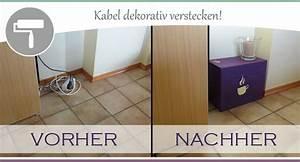 Kabel Dekorativ Verstecken : h ssliche kabel sch n verpackt wohncore wohncore ~ Eleganceandgraceweddings.com Haus und Dekorationen