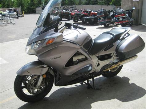 Buy Used Honda St1300 Motorcycle St 1300 Sport Touring On