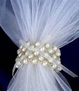 wedding napkin rings wedding napkin rings creme pearls napkin rings beaded by umis
