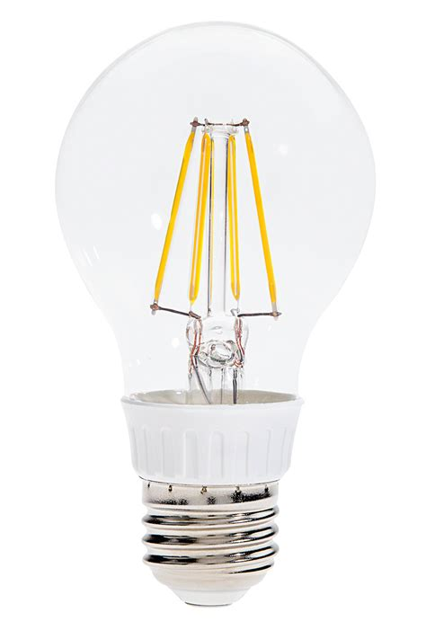 led filament bulb a19 led bulb with 4 watt filament led
