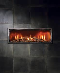 Linear Gas Fireplace Inserts by Mendota Ml47 Mod Fullview Modern Linear Gas Fireplace