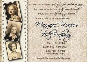 70th Birthday Party : The Precious 70th Birthday Party