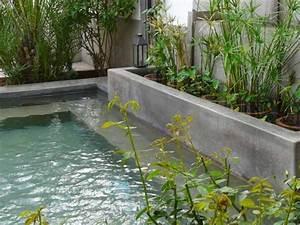 Bassin De Jardin Moderne. emejing bassin de jardin moderne photos ...
