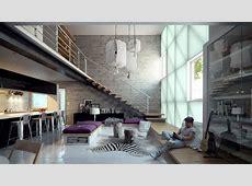 loftapartment Interior Design Ideas