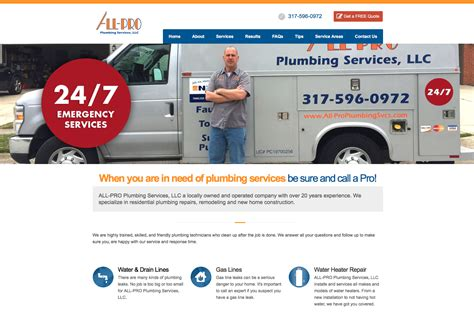 du all plumbing all plumbing services my marketing journey