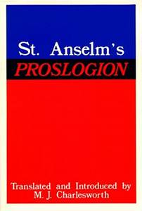Proslogion by A... Anselm Proslogion Quotes