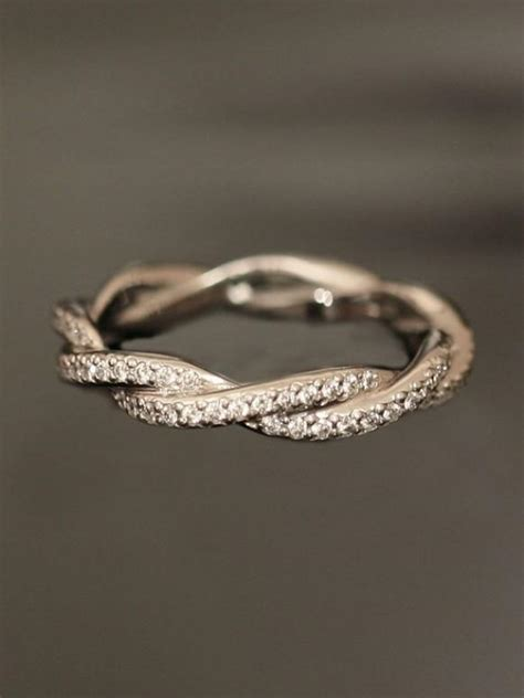 luxry diamond wedding ring perfect diamond eternity ring