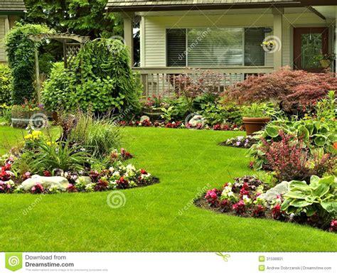 landscaping ideas  front yard flower bed  garden