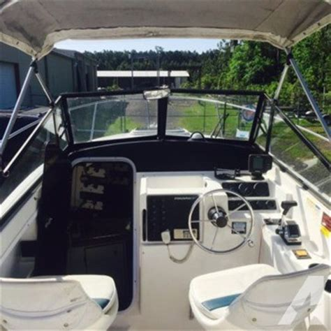 Boat Service El Cajon by 1996 Bayliner Trophy Walkaround Cuddy Cabin Boat 27 Foot