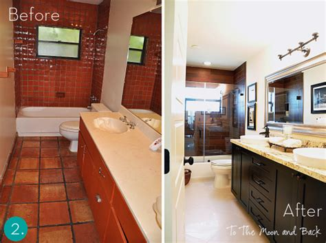 Small Bathroom Makeover Photo Gallery by Small Bathroom Makeovers 10 Transformations