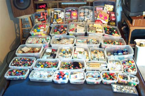 Dicecollectorcom's How The Collection Is Housed