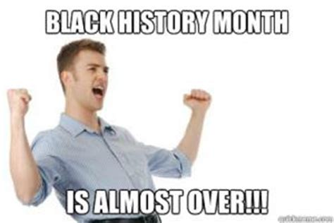 Black History Month Memes - black history month jokes kappit