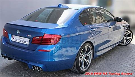 2019 Bmw M5 Touring Review  Auto Bmw Review