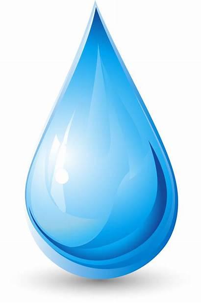 Water Drop Transparent Clipart Droplet Silhouette Clip
