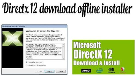 Latest Directx 12 Download Offline Installer Updated