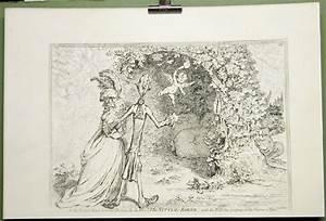 James Gillray  U0026quot The Tree Of Liberty U0026quot    U0026quot The Nuptial Bower U0026quot