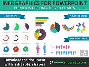 Charts infographics templates for powerpoint for Powerpoint theme vs template