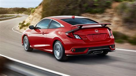 Honda Civic 208 by Honda Civic Si 2018 Motor De 208 Cv
