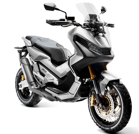 X Adv Image by 2017 Honda X Adv Adventure Scooter To Enter Production