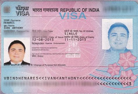 Application Form For Tourist Visa To India From Uk by India Applying For An Indian Visa In The Philippines
