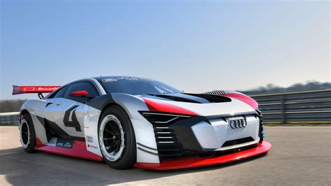 Turismo Sport News by Gran Turismo Sport And Audi Reveal Two New Vision Gran