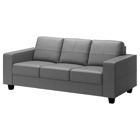 skogaby sofa robust medium gray ikea club orange