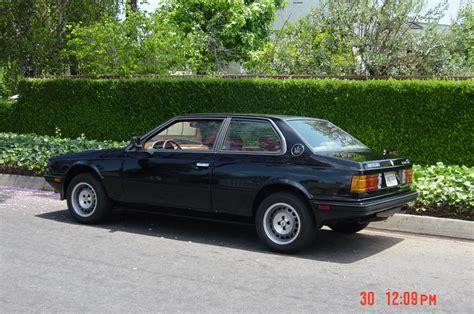 1985 Maserati Biturbo by 1985 Maserati Biturbo Information And Photos Momentcar