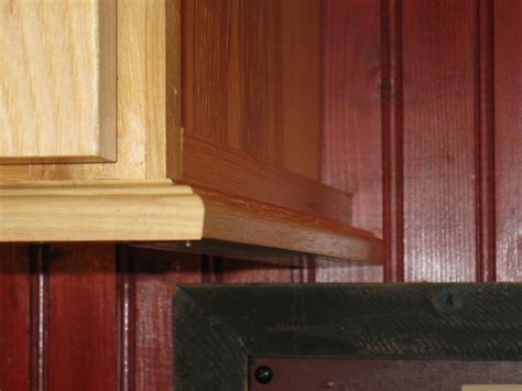 installing mold cabinets installing molding for cabinet lighting a concord