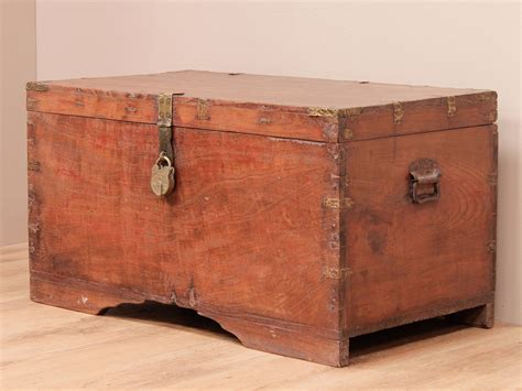 Coffee Table Trunks With Storage