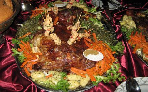 menu cuisine marocaine 12 plats qui classent la cuisine marocaine la meilleure au